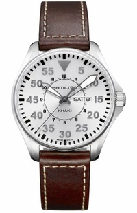 Hamilton Khaki Aviation Pilot H64611555