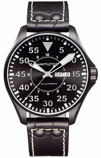 Hamilton Khaki Aviation Pilot H64785835