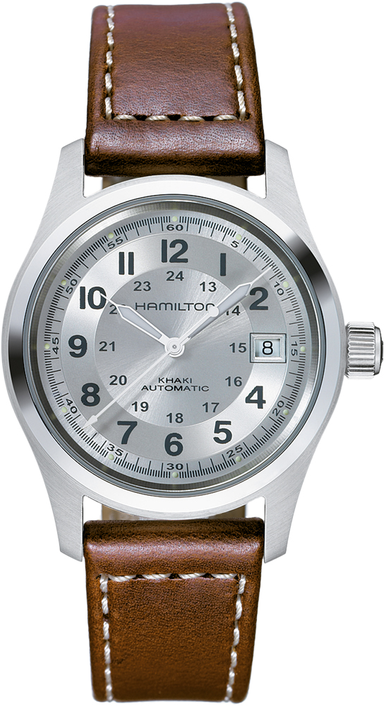 96070a19e8af H70455553 Hamilton Khaki Field Men s Watch