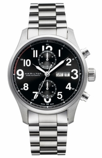 Hamilton Khaki Officer H71716133