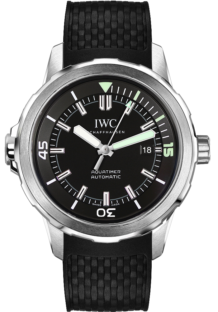 14c0096deda0 IW329001 IWC Aquatimer Automatic Mens Watch Sale