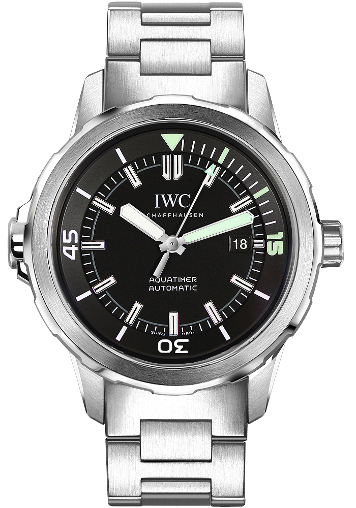 ede090b2ea3a IW329002 IWC Aquatimer Automatic Mens Watch Sale