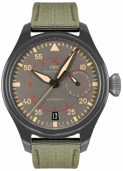 IWC Big Pilots Watch Top Gun Miramar IW501902