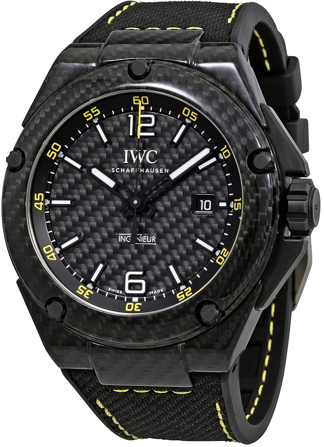Iw322401 Iwc Ingenieur Automatic Carbon Performance Mens