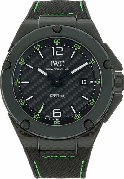 IWC Ingenieur Automatic Carbon Performance IW322404