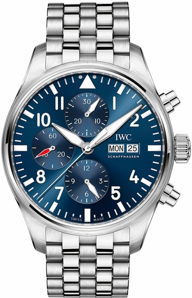 """IWC Pilot's Watch Chronograph Edition """"Le Petit Prince"""" IW377717"""