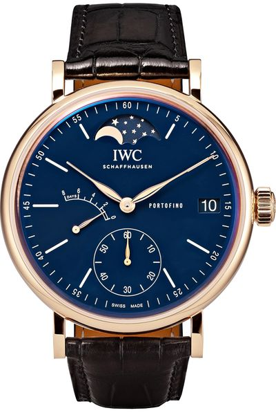 IWC Portofino Hand-Wound Moon Phase Limited out of 150 Watch IW516407