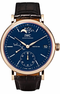 IWC Portofino Hand-Wound Moon Phase Limited Men's Watch IW516407