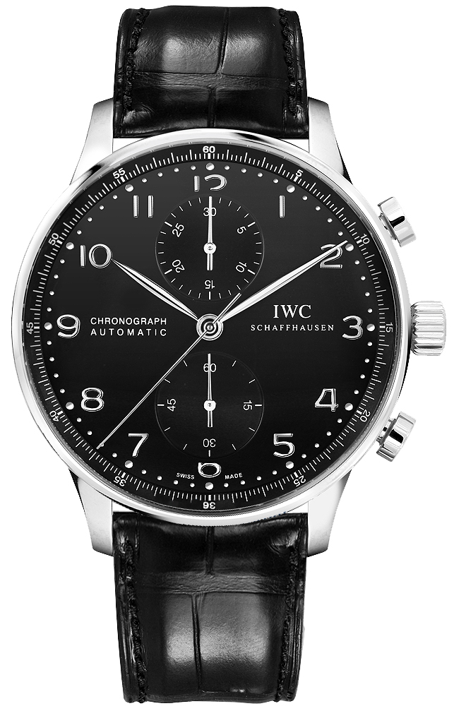IWC Portugieser Chronograph Automatic IW371447 - image 0 ... 358ebe3ac7