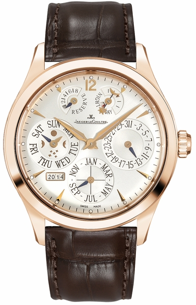 Jaeger LeCoultre Master Eight Days Perpetual Q161242A