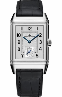 Jaeger LeCoultre Reverso Classic Medium Duoface Small Second Q2458420