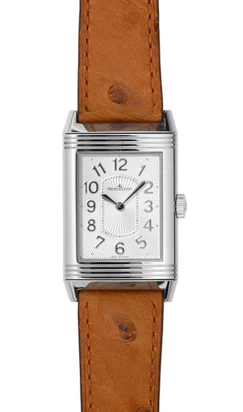 Jaeger LeCoultre Reverso Silver Dial Women's Watch Q3208424