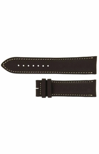 Longines 21mm Brown Leather Strap L682124853