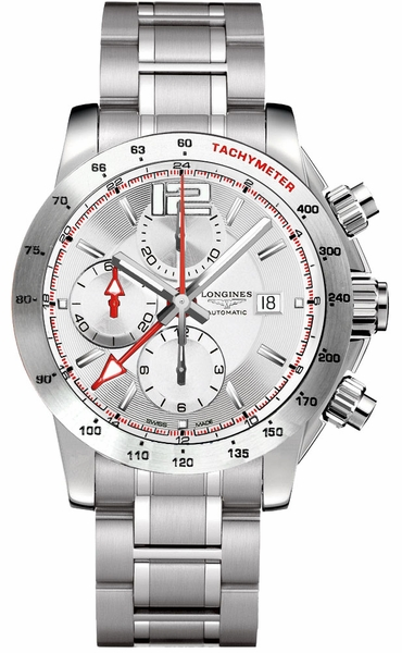 Longines Admiral GMT Chronograph L3.670.4.76.6