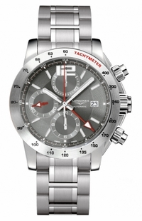 Longines Admiral GMT Chronograph L3.670.4.79.6