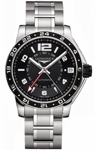Longines Admiral GMT L3.668.4.56.6