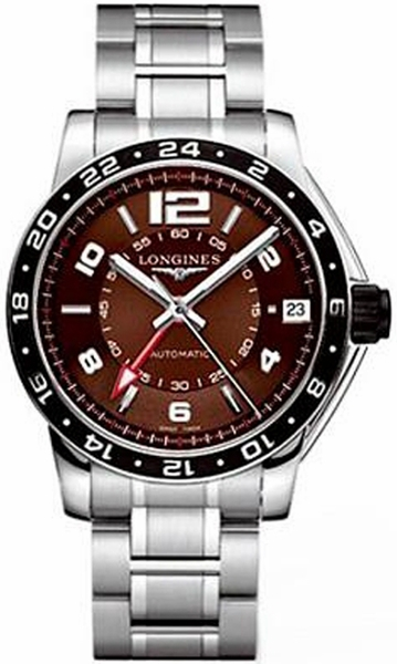 Longines Admiral GMT L3.668.4.66.6