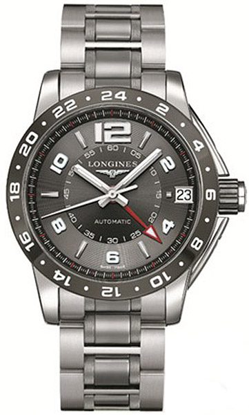 Longines Admiral GMT L3.669.4.06.7