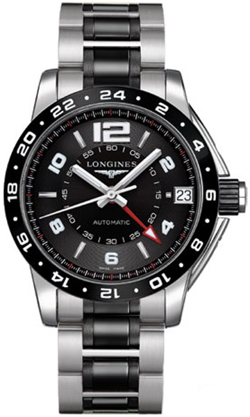 Longines Admiral GMT L3.669.4.56.7