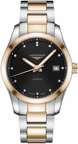 Longines Conquest Classic Caliber L619 Men's Watch L2.785.5.58.7