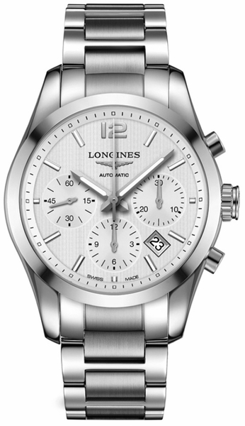 Longines Conquest Classic Automatic Men's Watch L2.786.4.76.6