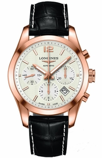 Longines Conquest Classic Men's Luxury Watch L2.786.8.76.3