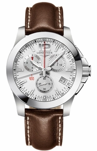 Longines Conquest Quartz Chronograph Men's Watch L3.700.4.76.5