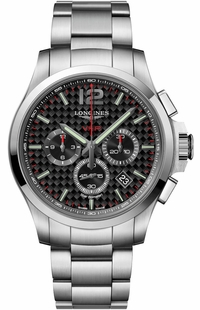 Longines Conquest V.H.P. Chronograph Men's Watch L3.727.4.66.6