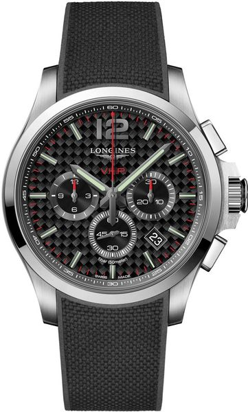 Longines Conquest V.H.P. Chronograph Men's Watch L3.727.4.66.9