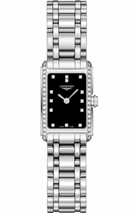 Longines DolceVita Black Dial Women's Watch L5.258.0.57.6
