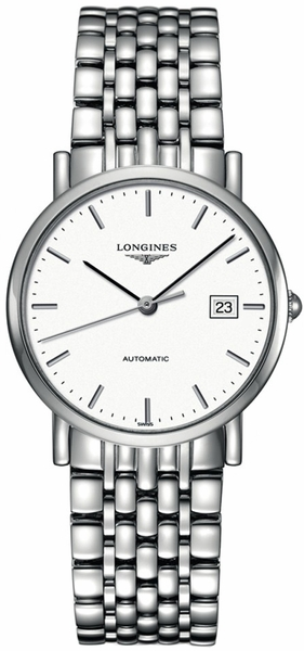 Longines Elegant Collection Women's Automatic Watch L4.809.4.12.6