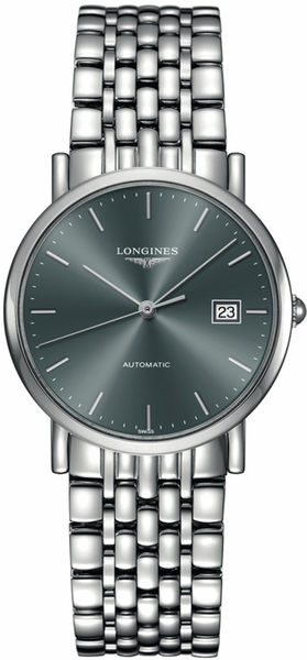 Longines Elegant Collection Automatic Women's Watch L4.809.4.72.6