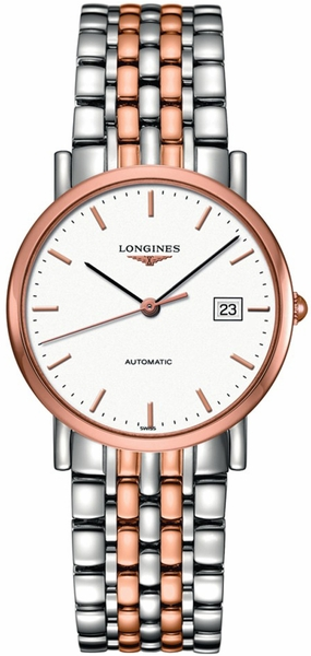 Longines Elegant Collection Women's Watch L4.809.5.12.7