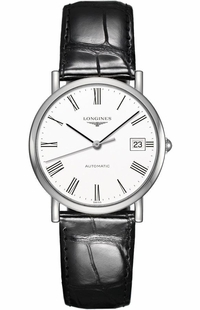 Longines Elegant Collection White Dial Women's Watch L4.809.4.11.2