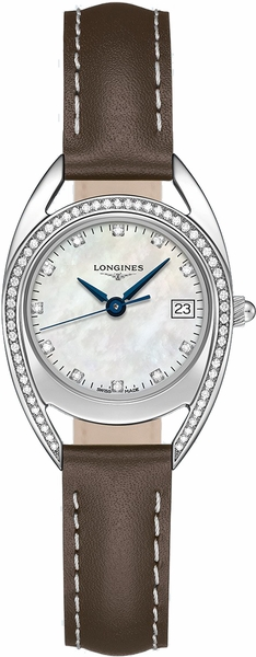 Longines Equestrian Collection Diamond 26mm Women's Watch L6.136.0.87.2