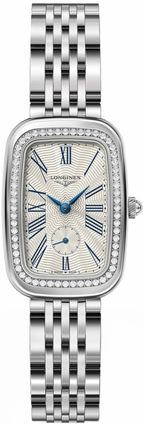 Longines Equestrian Collection Women's Diamond Watch L6.142.0.71.6