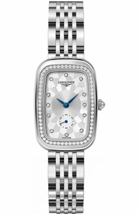 Longines Equestrian Collection Diamond Silver Dial Women's Watch L6.142.0.77.6
