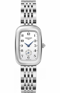 Longines Equestrian Collection White Dial Women's Watch L6.142.4.13.6