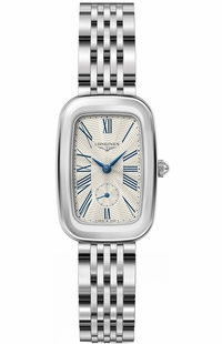 Longines Equestrian Collection Silver Dial Women's Watch L6.142.4.71.6
