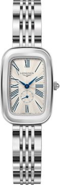 Longines Equestrian Collection Steel Women's Watch L6.141.4.71.6