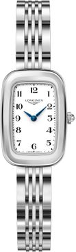 Longines Equestrian Collection White Dial Women's Watch L6.140.4.13.6