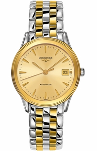 Longines Flagship 36nmm Automatic Men's Watch L4.774.3.32.7