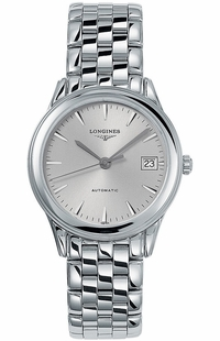 Longines Flagship Silver Dial Men's Automatic Watch L4.774.4.72.6