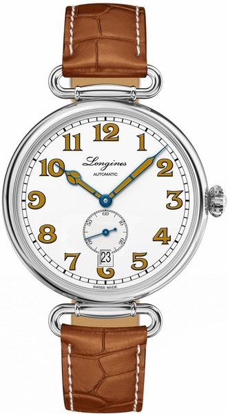 Longines Heritage 1918 Mens Watch L2.309.4.23.2