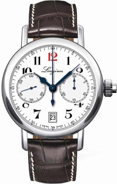 Longines Heritage Chronograph Anniversary Edition Men's Watch L2.775.4.23.3