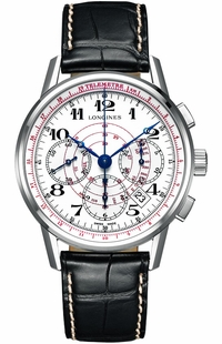 Longines Heritage Chronograph Men's Watch L2.780.4.18.2