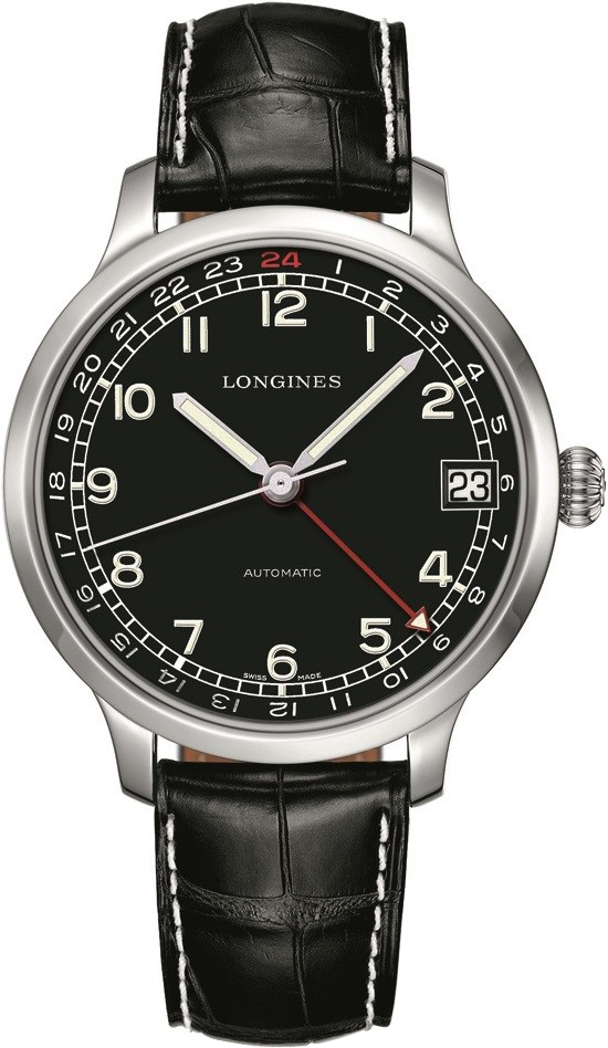 Best Automatic Watches >> Buy Longines Heritage L2.789.4.53.3