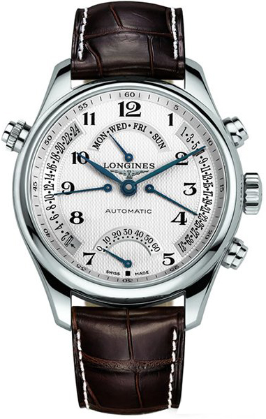 Longines Heritage Retrograde L2.717.4.78.5