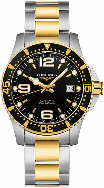 Longines HydroConquest Automatic Mens Watch L3.642.3.56.7