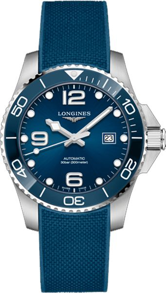 Longines HydroConquest Blue Dial Men's Watch L3.782.496.9